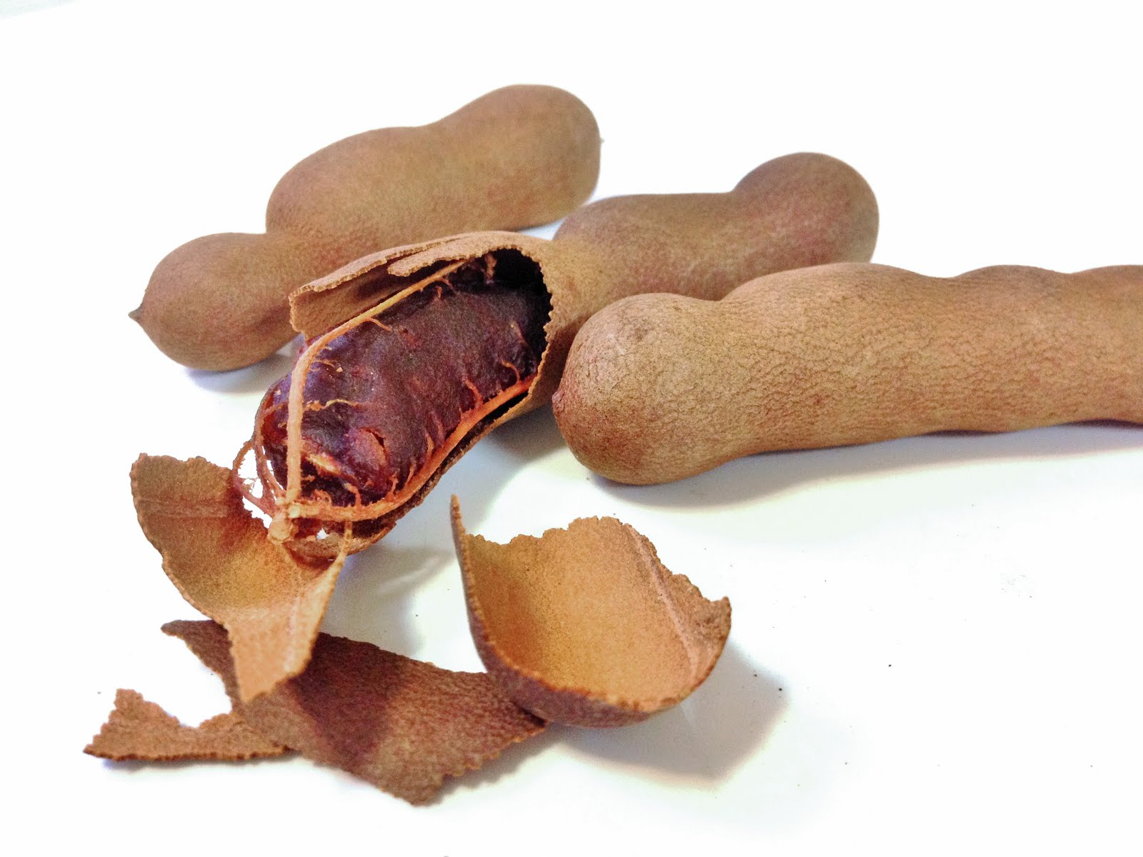 Pictures Of Tamarind Pods