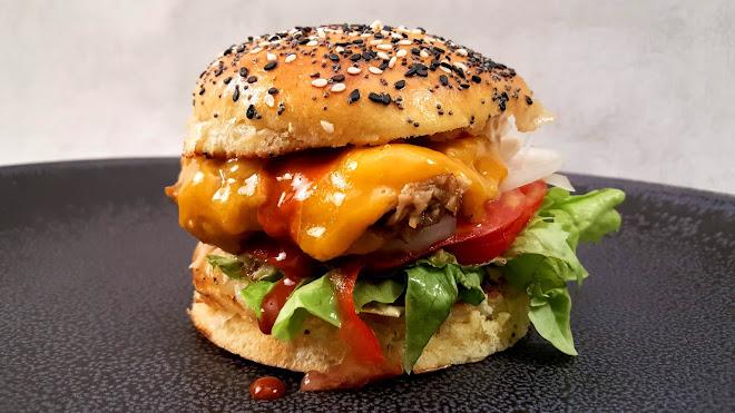 Hamburger ou Cheeseburger fait maison