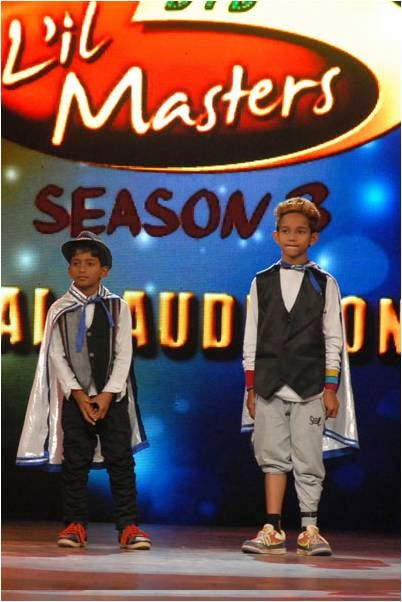 Masters announcing the results for top 16 of DID Li'l Masters Season 3  after final auditions