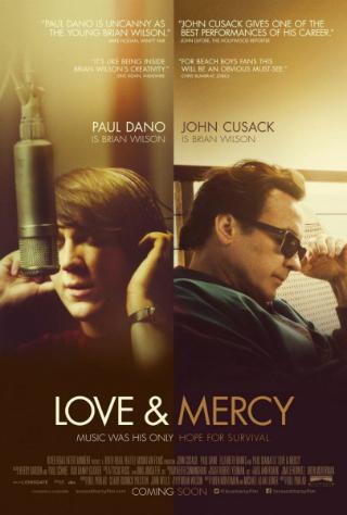 Love & Mercy [2014] [DVDR] [NTSC] [Latino]