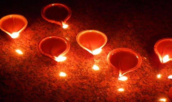 Diwali Images Of  Diyas