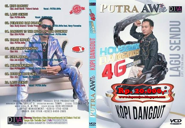 Putra Awie - Kopi Dangdut (Album Housemix Dangdut 4G)