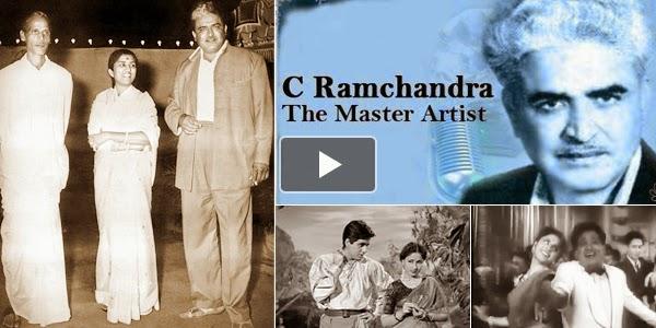 Listen to C. Ramchandra Songs on Raaga.com