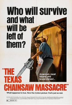 TOP 15 HORROR MOVIES INSPIRED BY REAL PEOPLE 5. The Texas Chainsaw Massacre (1974)