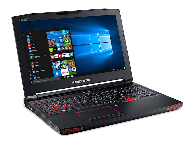 Acer Predator 15 Display