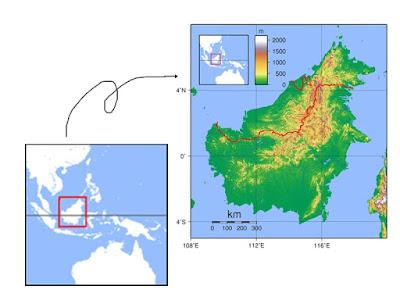 Pesona Indonesia di Ekor Kalimantan - Temajuk