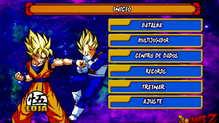 DOWNLOAD!! NOVO (MOD) DRAGON BALL SHIN TAP BATTLE PARA CELULARES ANDROID 2019
