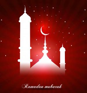 Kumpulan Desain Gambar Islami Ucapan Ramadhan Mubarak