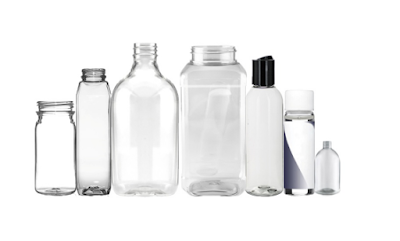 Varieties of transparent PET bottles - 3plastics