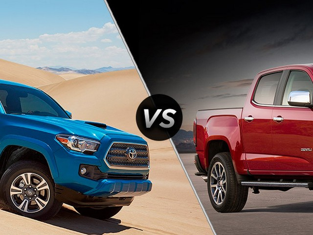 Gmc-Canyon-Vs-Toyota-Tacoma-side-by-side