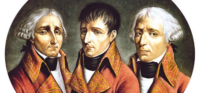 Consules y Napoleon Bonaparte
