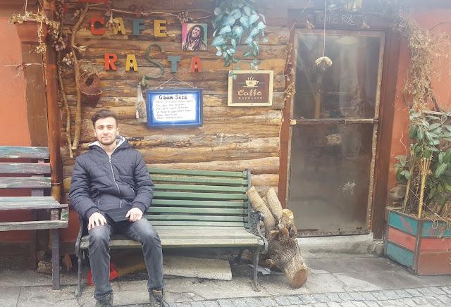 Harun İstenci Eskişehir'de Tarihi Odunpazarı Evlerinde