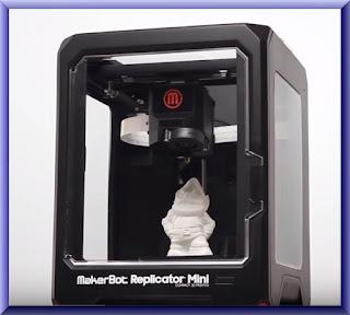 MakerBot Replicator Mini Wireless Setup