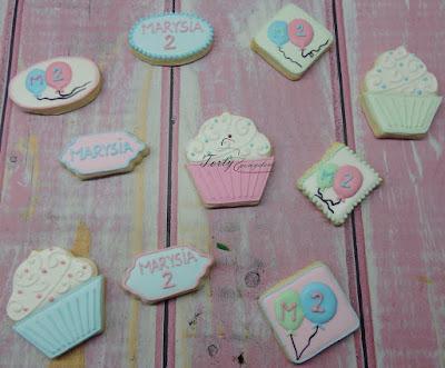 ciasteczka pastelowe