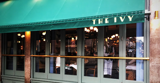 The Ivy | Restaurant Richmond, London | Review