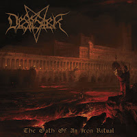 "Desaster - ""The Oath of an Iron Ritual"""