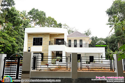 Finished Villa At Kolencheri, Ernakulam