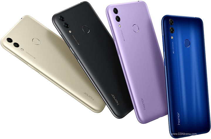 Huawei Honor 8C colors
