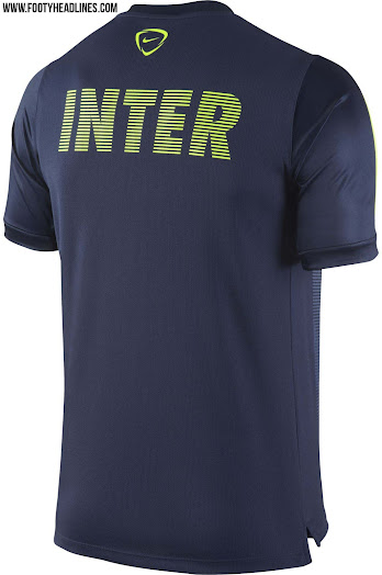 43646c3a09a Nike Inter Milan 2015 Pre-Match and Training Shirts Released - Footy ...