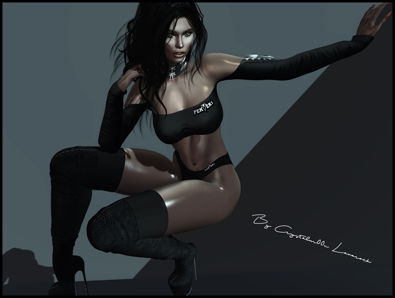 XXX Event, AND  eBENTO AND .::Crystal Poses::.