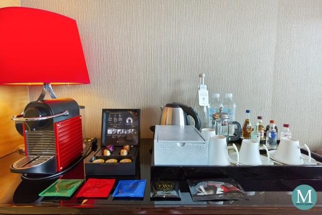 Luxury Room Club Millésime of Sofitel Guangzhou Sunrich