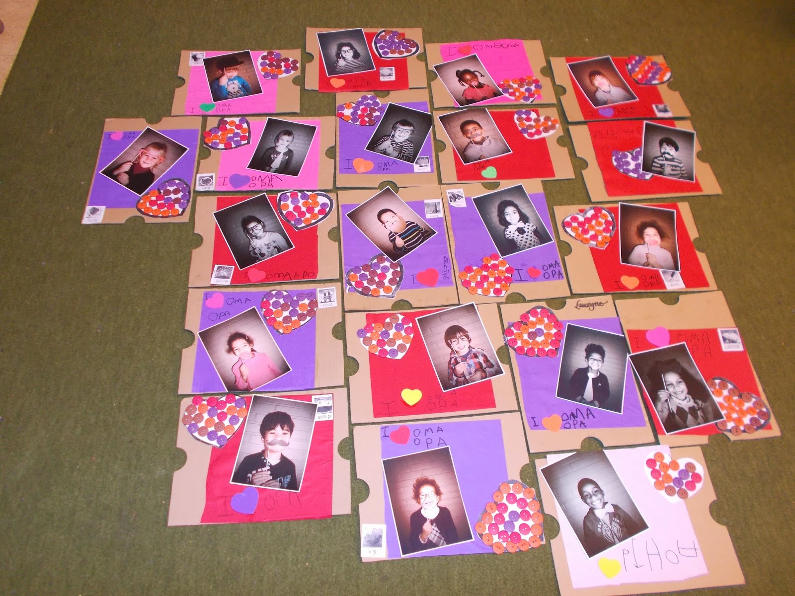 Bedwelming Knutselen Voor Opa Verjaardag Ruv58 Agneswamu