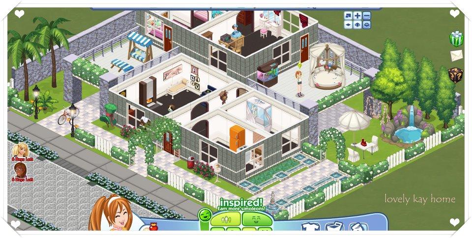 Desain rumah bagus the sims 1: desain rumah bagus the sims 1 desain & Desain Rumah The Sims 3 Terbaik - Feed Lowongan Kerja