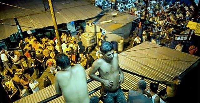 Resultado de imagen para imagenes del centro penal de san pedro sula