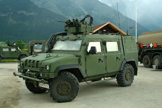 LMV Light Multirole Vehicle Iveco