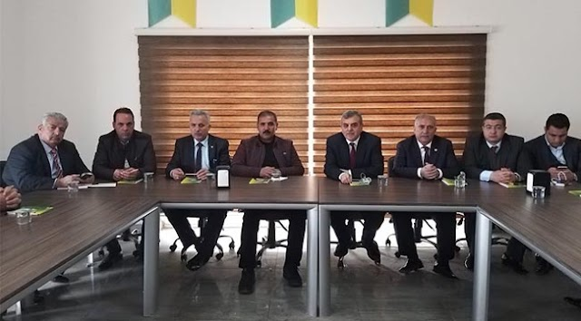 'Urfaspor'un süper lige çıkması için destek vereceğiz'
