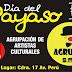 SMP CELEBRARÁ EL DÍA DEL PAYASO CON DIVERSAS AGRUPACIONES ARTÍSTICAS