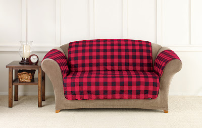 Sure Fit Slipcovers New Patterns In Pet Protection