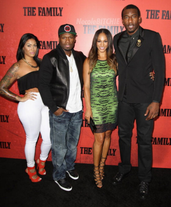 Kemi Online ♥: 50 Cent introduces new girlfriend Tatted Holly!