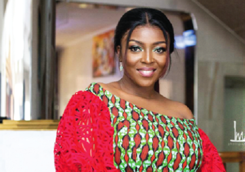 Actress Yvonne Okoro explains why most female celebrities are single
