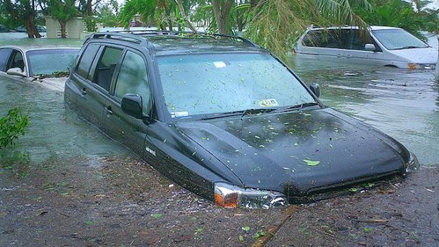 Banjir, Dampak Perubahan Iklim