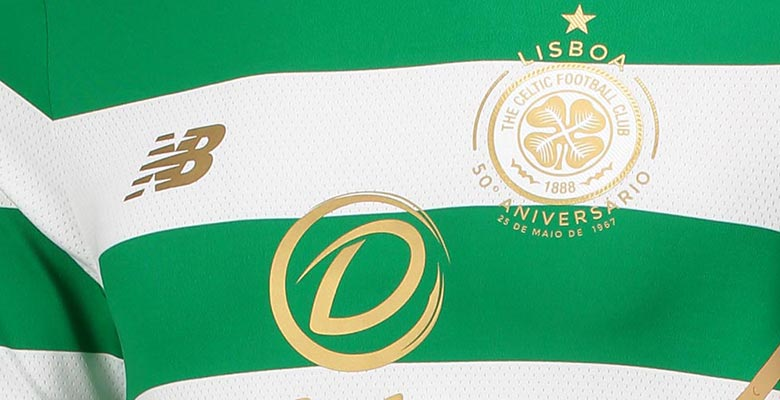 New Balance Celtic 17-18 Home Kit Revealed - Footy Headlines 8c537b909
