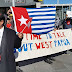 Dihari Kemerdekaan NKRI, Di Australia Demo Papua Merdeka
