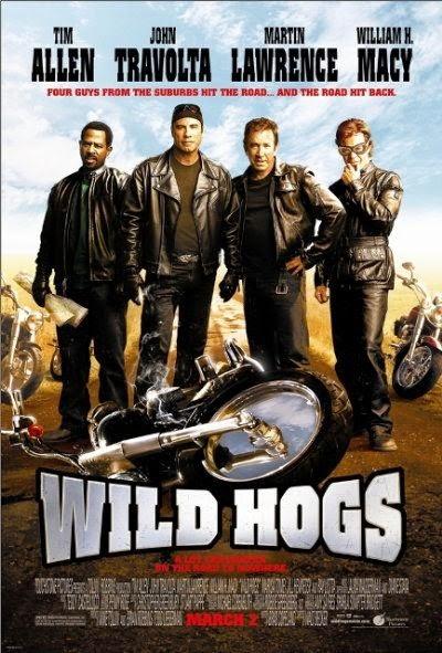 Wild Hogs สี่เก๋าซิ่งลืมแก่ [HD][พากย์ไทย]