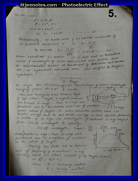 photoelectric effect physics class 12 notes free