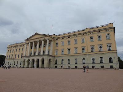 palacio real oslo