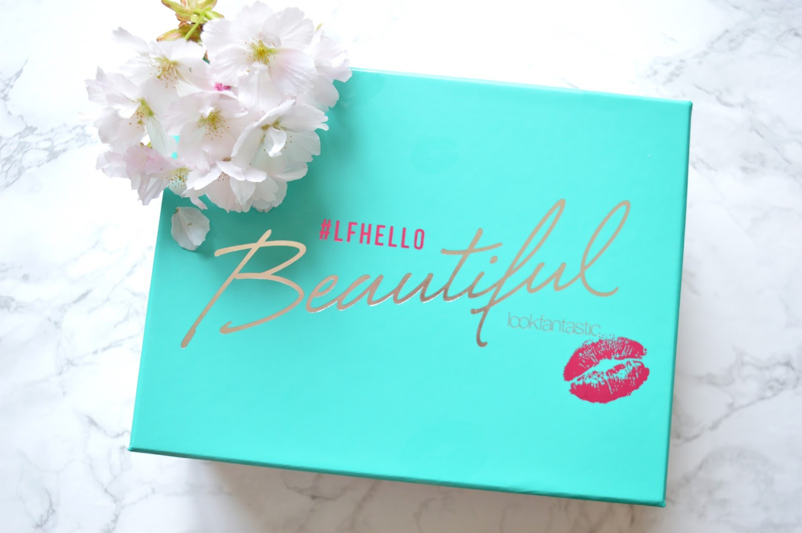Lookfantastic #LFHELLOBEAUTIFUL Beauty Box