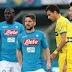 """Il commento della Ssc Napoli: """"Con il Torino il saluto agli azzurri"""""""