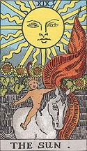 Sun Card in Love and Relationships - Priania