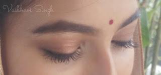 anushka wedding eye look