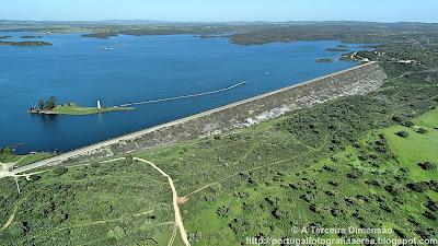 Barragem de Albergaria dos Fusos (Barragem de Alvito)
