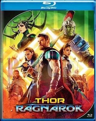 Thor Ragnarok 2017 Eng BRRip 480p 200mb ESub HEVC x265