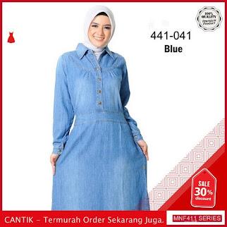 MNF411D132 Dress Muslim Wanita 441 041 Muslim Jumbo 2019 BMGShop