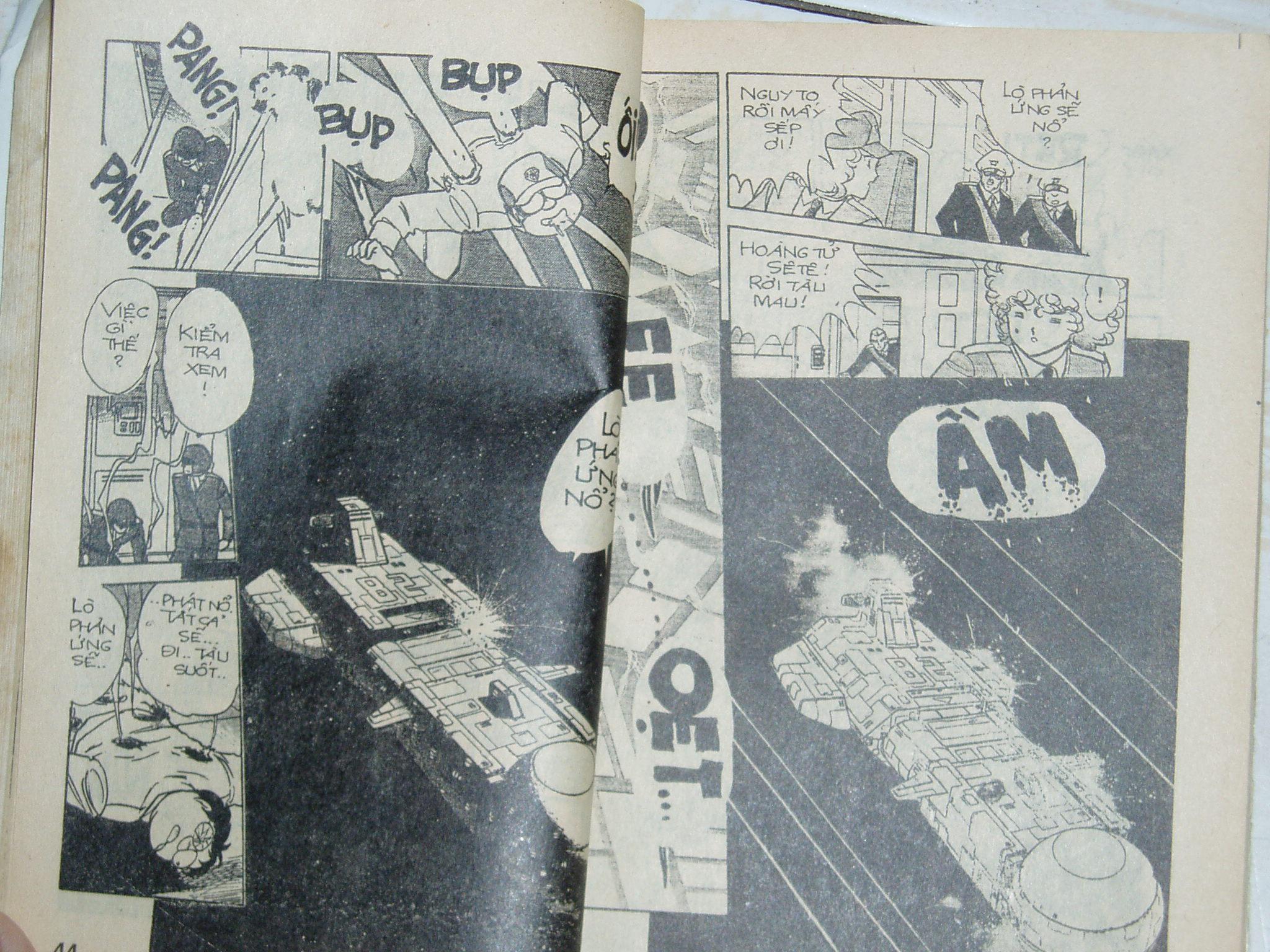 Siêu nhân Locke vol 13 trang 21