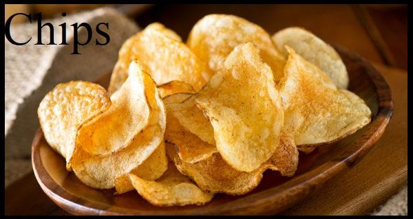 How to make Crispy Potato Chips?