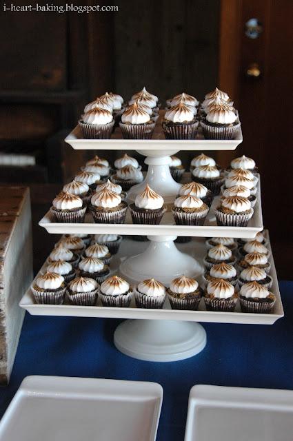 I Heart Baking My First Wedding Dessert Table